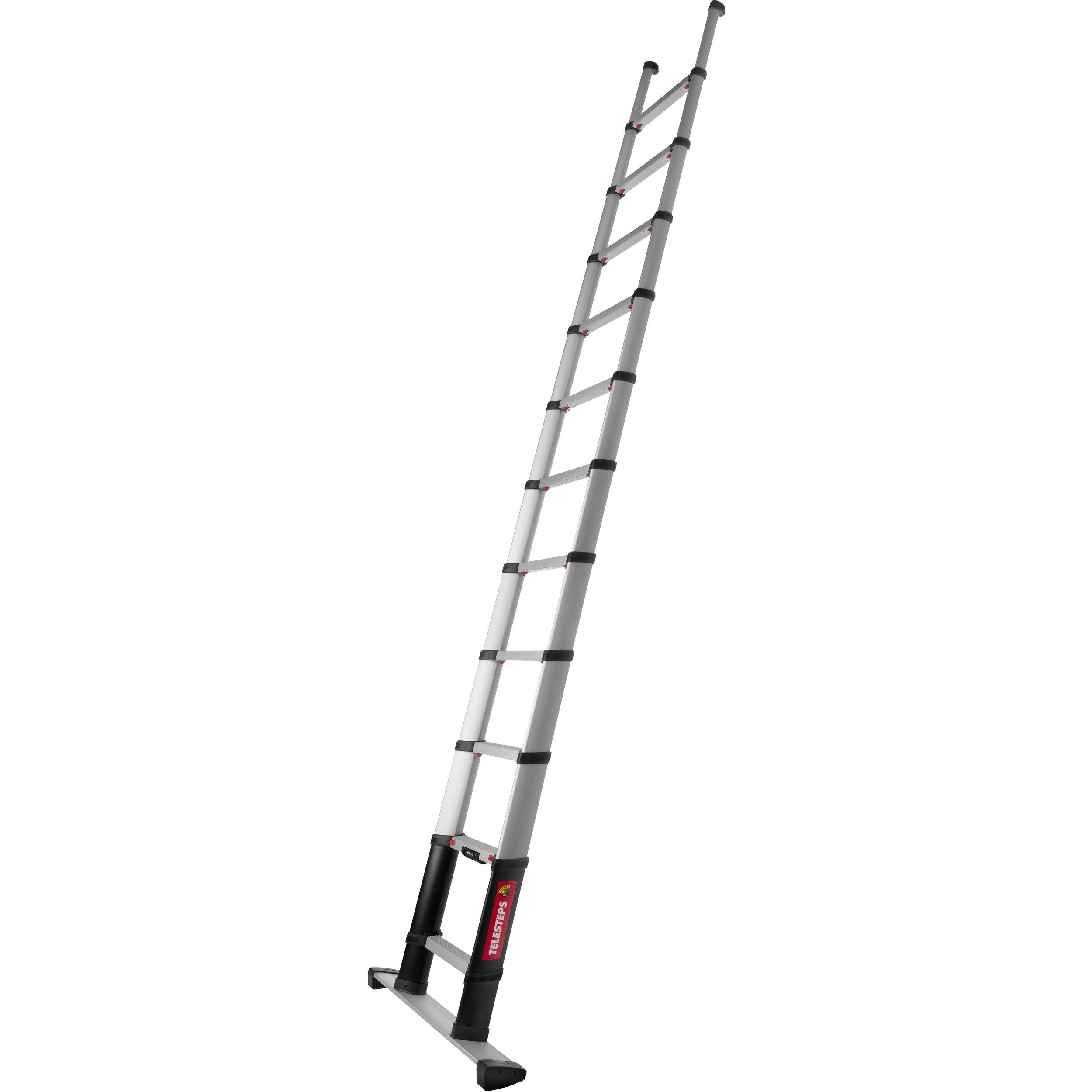 Telescopic single ladder | Single ladders | ZARGES